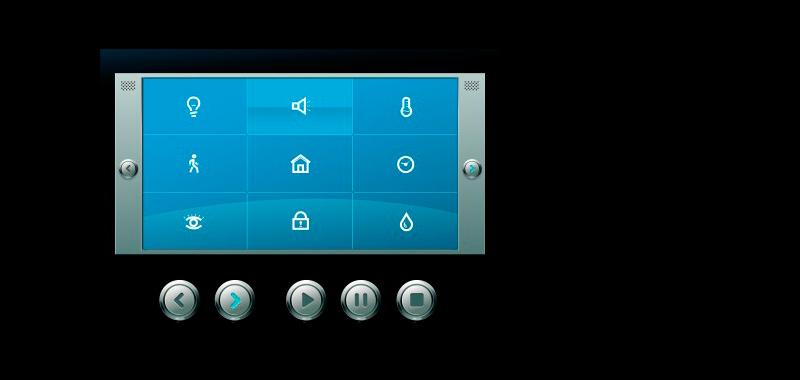 Sistemas domóticos para el confort y el ahorro, Dardarak, sistemas audiovisuales
