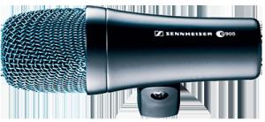 Micrófono Sennheiser, Dardarak, servicios audiovisuales